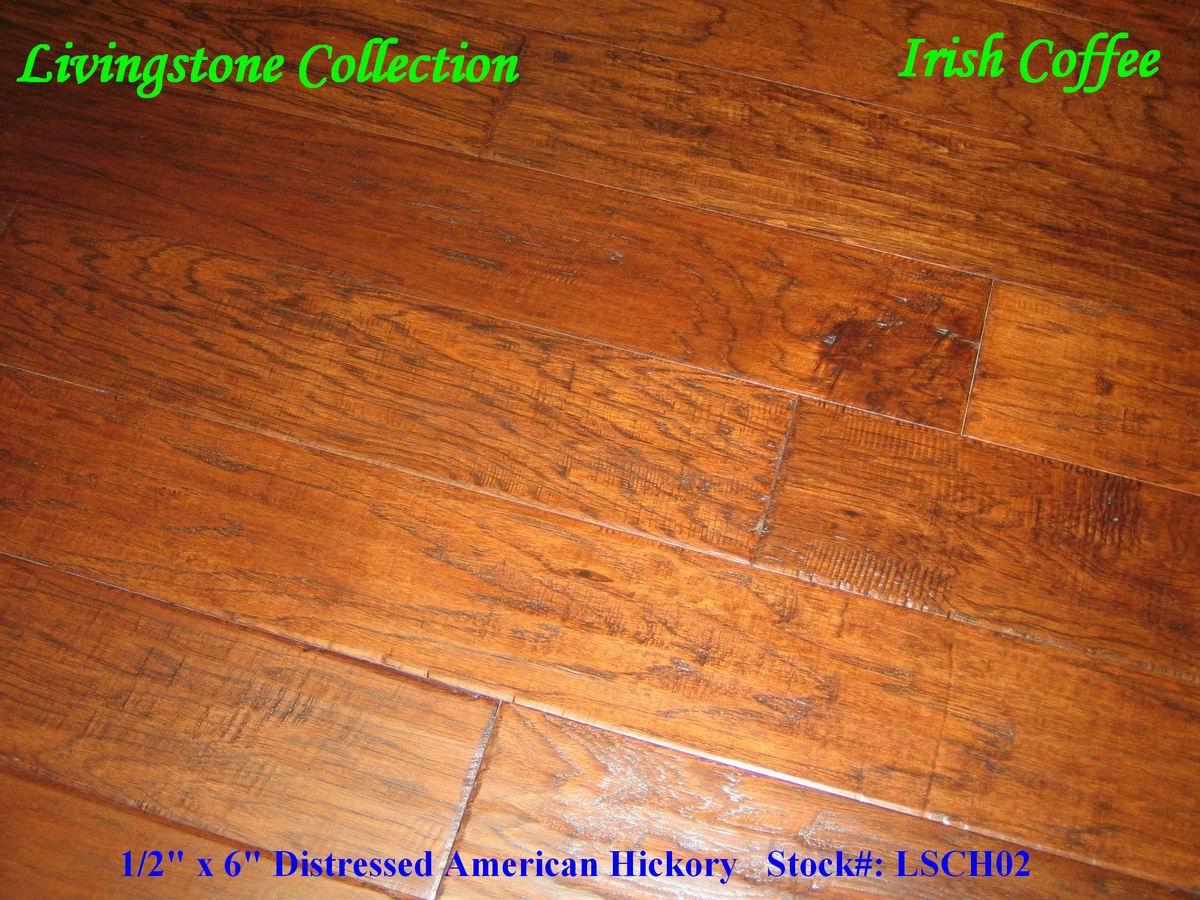 Country Wood Flooring Irishcoffee 6 Hickory