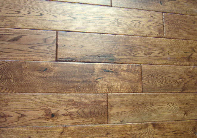 Country Wood Flooring 5 Oak Yellowstone Color